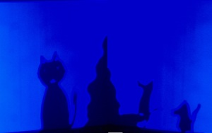 Midsummer Shadow puppet theatre